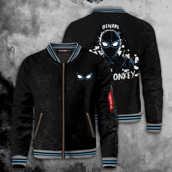 the night monkey bomber jacket 605345 - Anime Jacket