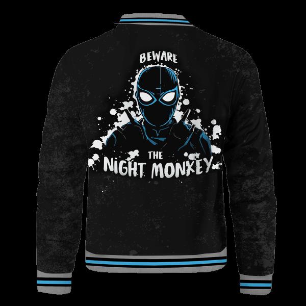 the night monkey bomber jacket 676263 - Anime Jacket