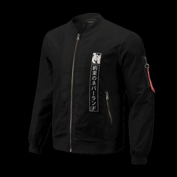 the promised neverland bomber jacket 242713 - Anime Jacket