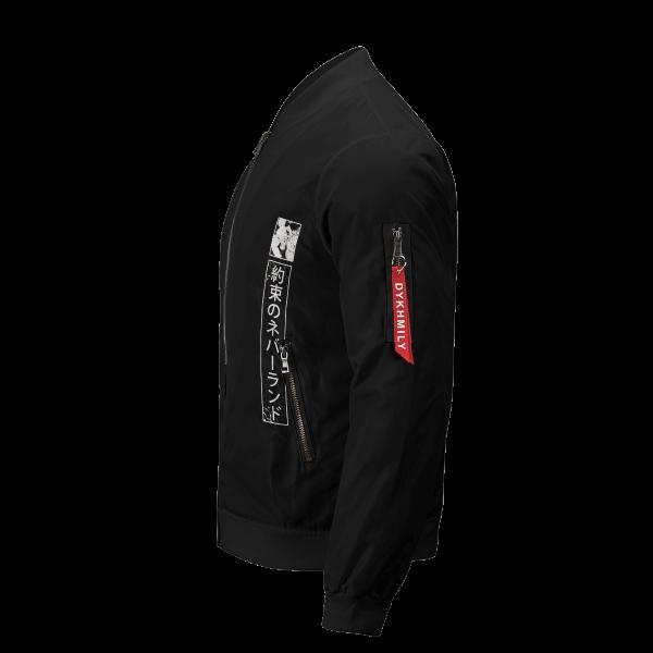 the promised neverland bomber jacket 493390 - Anime Jacket