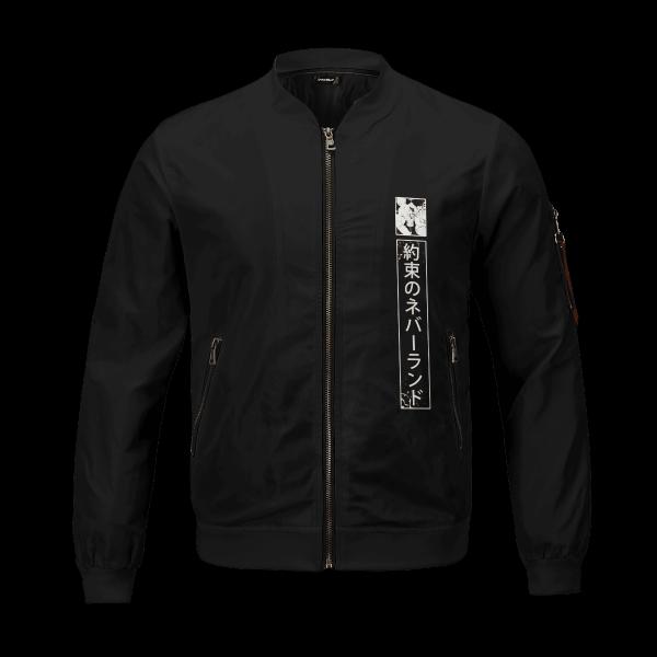 the promised neverland bomber jacket 610656 - Anime Jacket