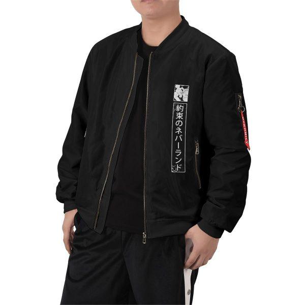 the promised neverland bomber jacket 843849 - Anime Jacket
