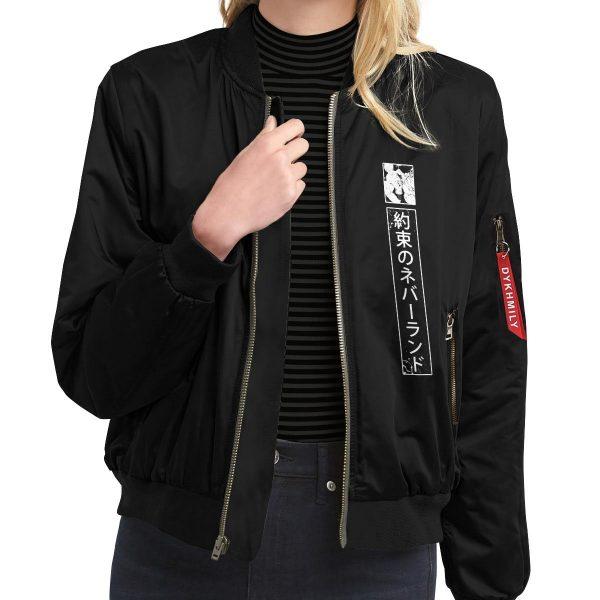 the promised neverland bomber jacket 882821 - Anime Jacket