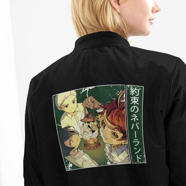 the promised neverland bomber jacket 954813 - Anime Jacket