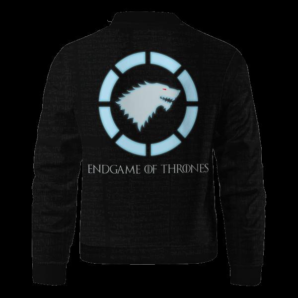 the starks bomber jacket 199151 - Anime Jacket