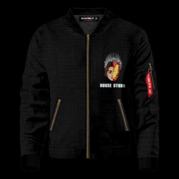 the starks bomber jacket 937179 - Anime Jacket