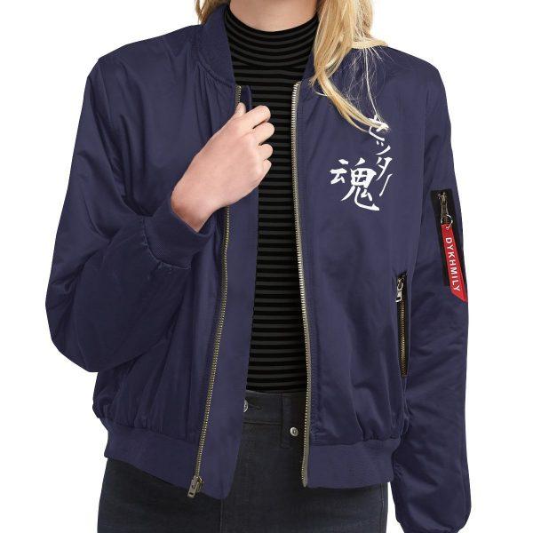 the way of the setter bomber jacket 738515 - Anime Jacket