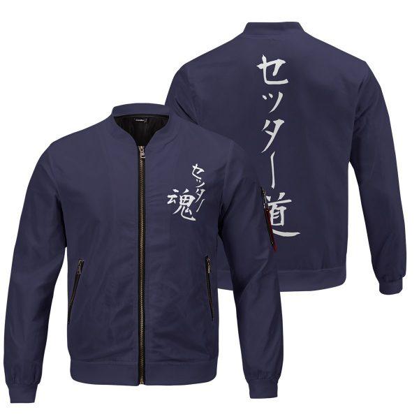 the way of the setter bomber jacket 933457 - Anime Jacket