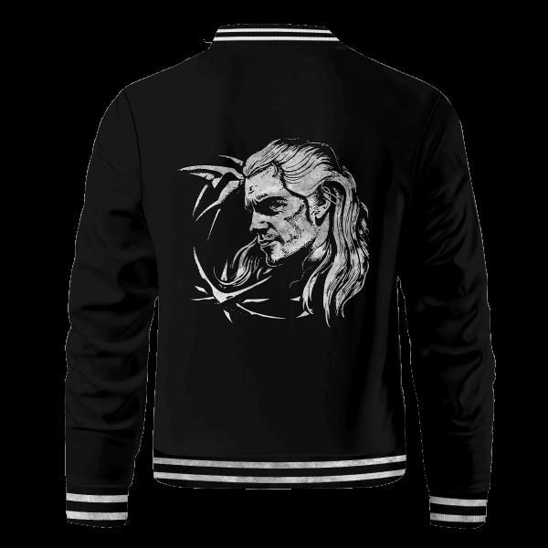 the white wolf bomber jacket 663626 - Anime Jacket