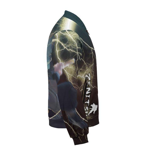 thunderclap flash style bomber jacket 392262 - Anime Jacket