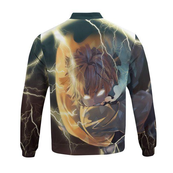 thunderclap flash style bomber jacket 395392 - Anime Jacket
