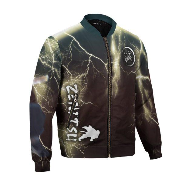 thunderclap flash style bomber jacket 541008 - Anime Jacket