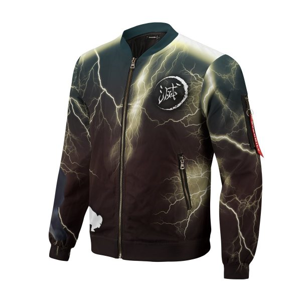 thunderclap flash style bomber jacket 628382 - Anime Jacket