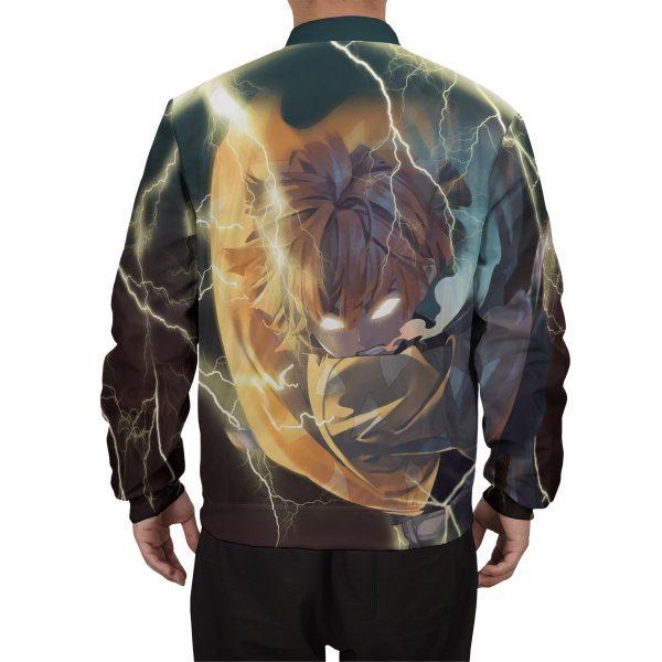 thunderclap flash style bomber jacket 815299 - Anime Jacket