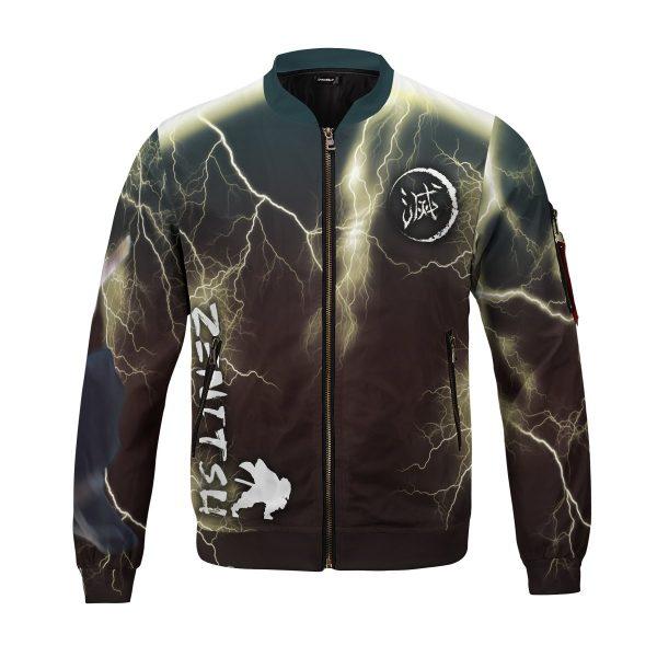 thunderclap flash style bomber jacket 822011 - Anime Jacket