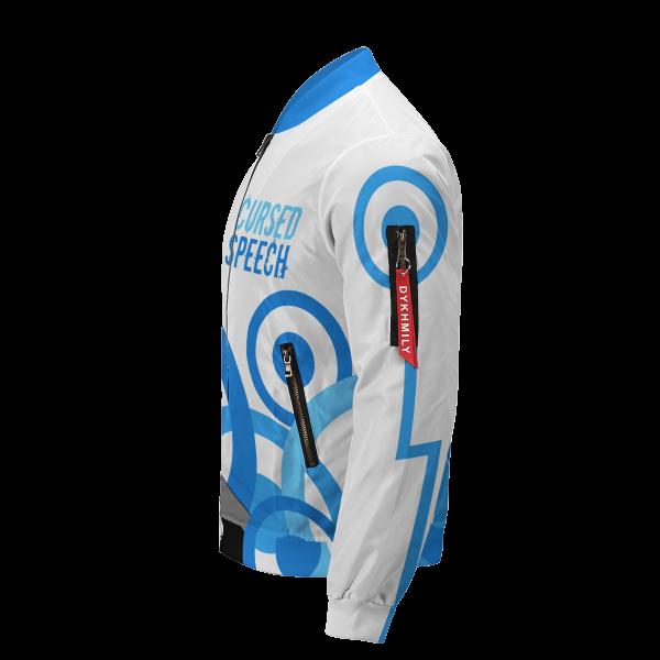 toge cursed speech bomber jacket 643342 - Anime Jacket