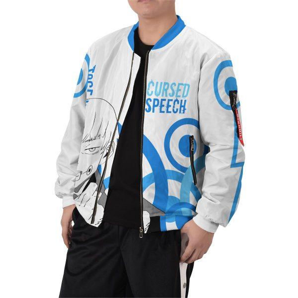 toge cursed speech bomber jacket 697257 - Anime Jacket