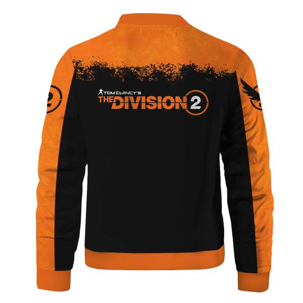 tom clancys the division 2 bomber jacket 641406 - Anime Jacket