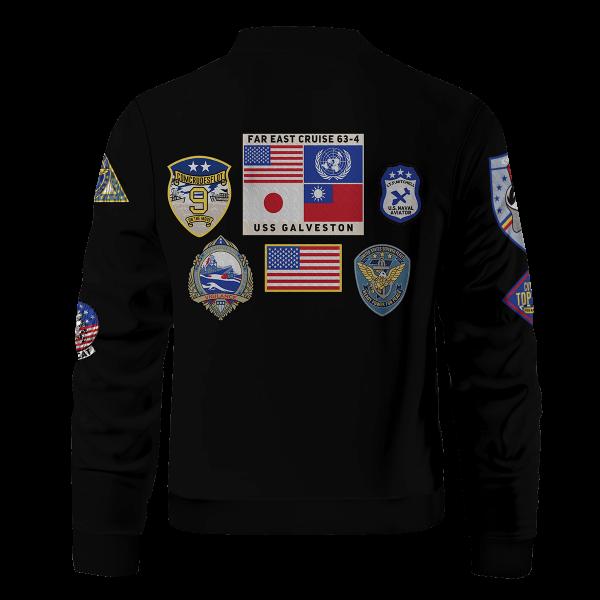 top gun bomber jacket 462942 - Anime Jacket