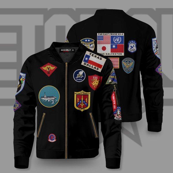 top gun bomber jacket 632230 - Anime Jacket