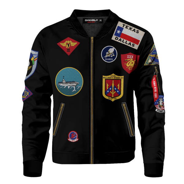 top gun bomber jacket 866502 - Anime Jacket