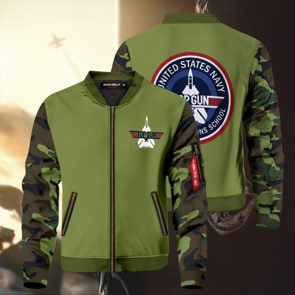 top gun maverick bomber jacket 299551 - Anime Jacket
