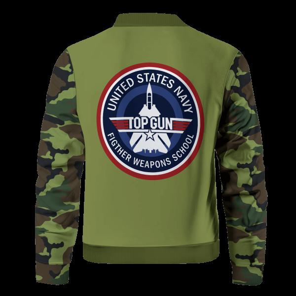 top gun maverick bomber jacket 777758 - Anime Jacket