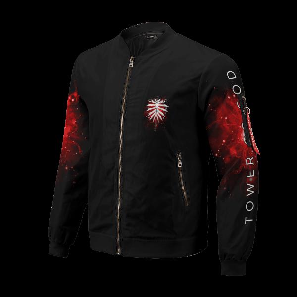 tower of god mazino bomber jacket 374877 - Anime Jacket