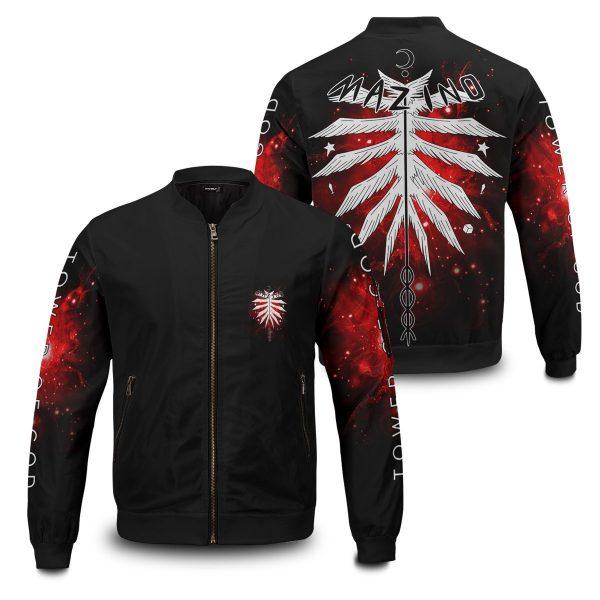 tower of god mazino bomber jacket 453230 - Anime Jacket