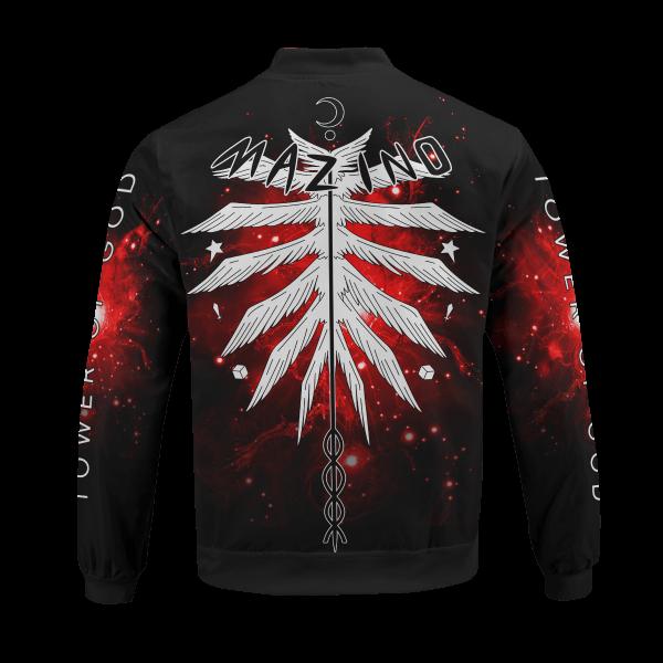 tower of god mazino bomber jacket 472846 - Anime Jacket