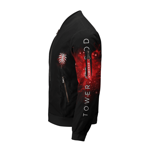 tower of god mazino bomber jacket 561697 - Anime Jacket