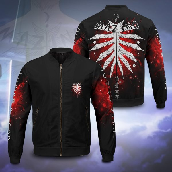tower of god mazino bomber jacket 854413 - Anime Jacket