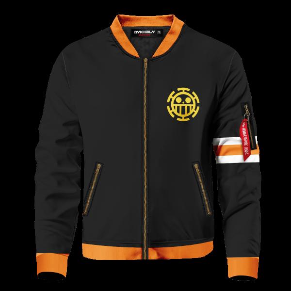 trafalgar corazon bomber jacket 153687 - Anime Jacket