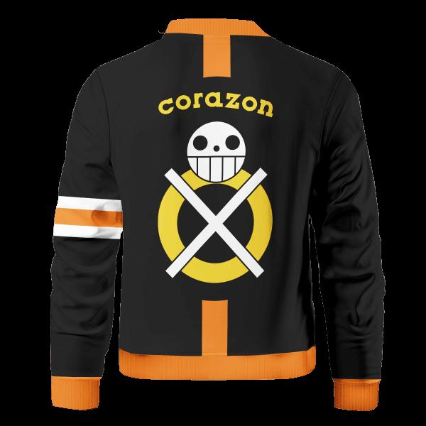 trafalgar corazon bomber jacket 399738 - Anime Jacket