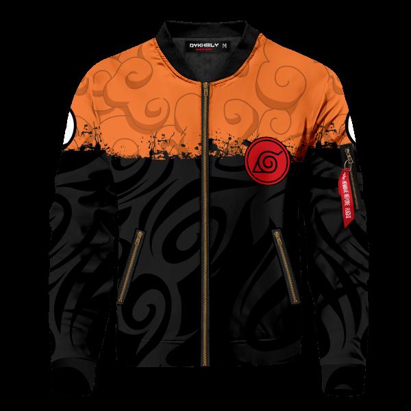 uzumaki clan bomber jacket 274426 - Anime Jacket