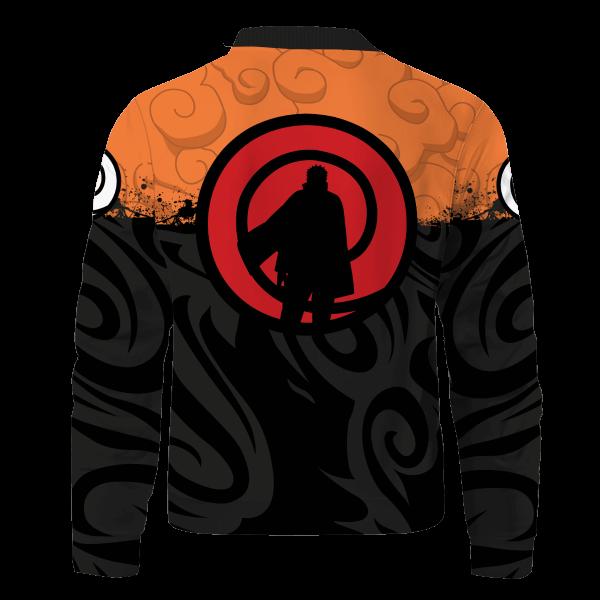 uzumaki clan bomber jacket 543738 - Anime Jacket