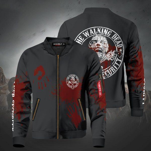 walker security bomber jacket 832690 - Anime Jacket