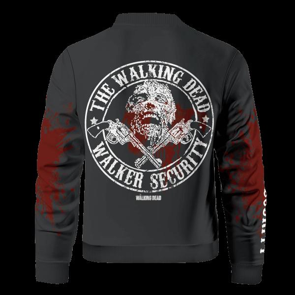 walker security bomber jacket 955730 - Anime Jacket