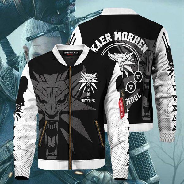 wolf school bomber jacket 687523 - Anime Jacket