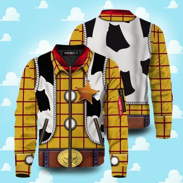 woody bomber jacket 338194 - Anime Jacket