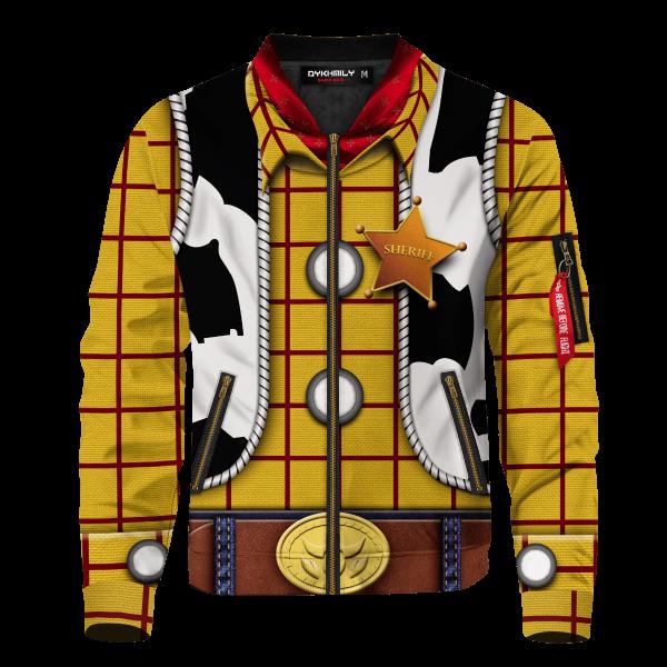woody bomber jacket 357805 - Anime Jacket