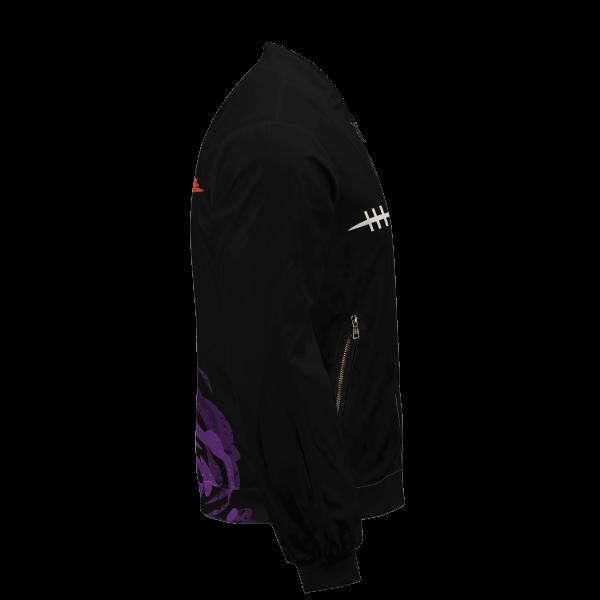 world shall know pain bomber jacket 951545 - Anime Jacket