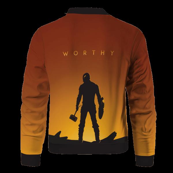 worthy bomber jacket 283639 - Anime Jacket