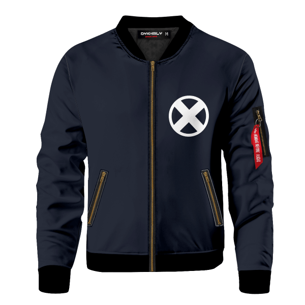 xavier school for gifted youngsters bomber jacket 859204 - Anime Jacket
