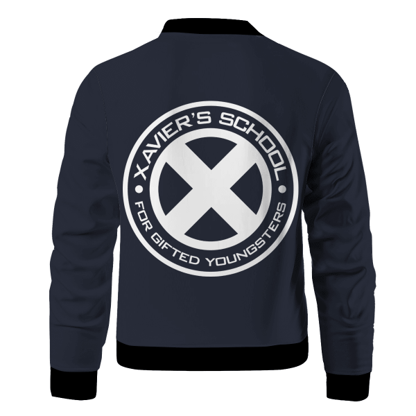 xavier school for gifted youngsters bomber jacket 873892 - Anime Jacket
