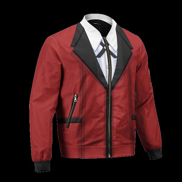yumeko jabami bomber jacket 173948 - Anime Jacket