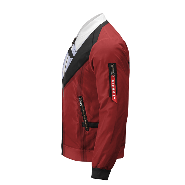 yumeko jabami bomber jacket 364502 - Anime Jacket
