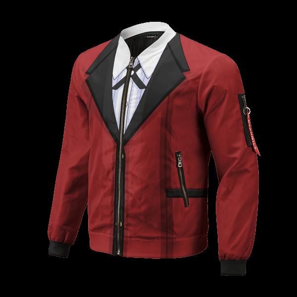 yumeko jabami bomber jacket 391335 - Anime Jacket