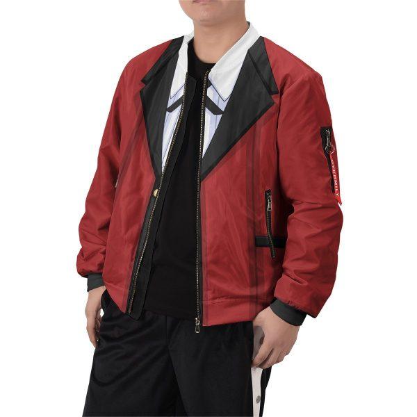 yumeko jabami bomber jacket 453687 - Anime Jacket