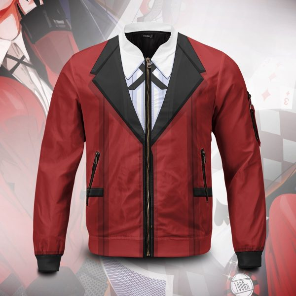 yumeko jabami bomber jacket 747941 - Anime Jacket